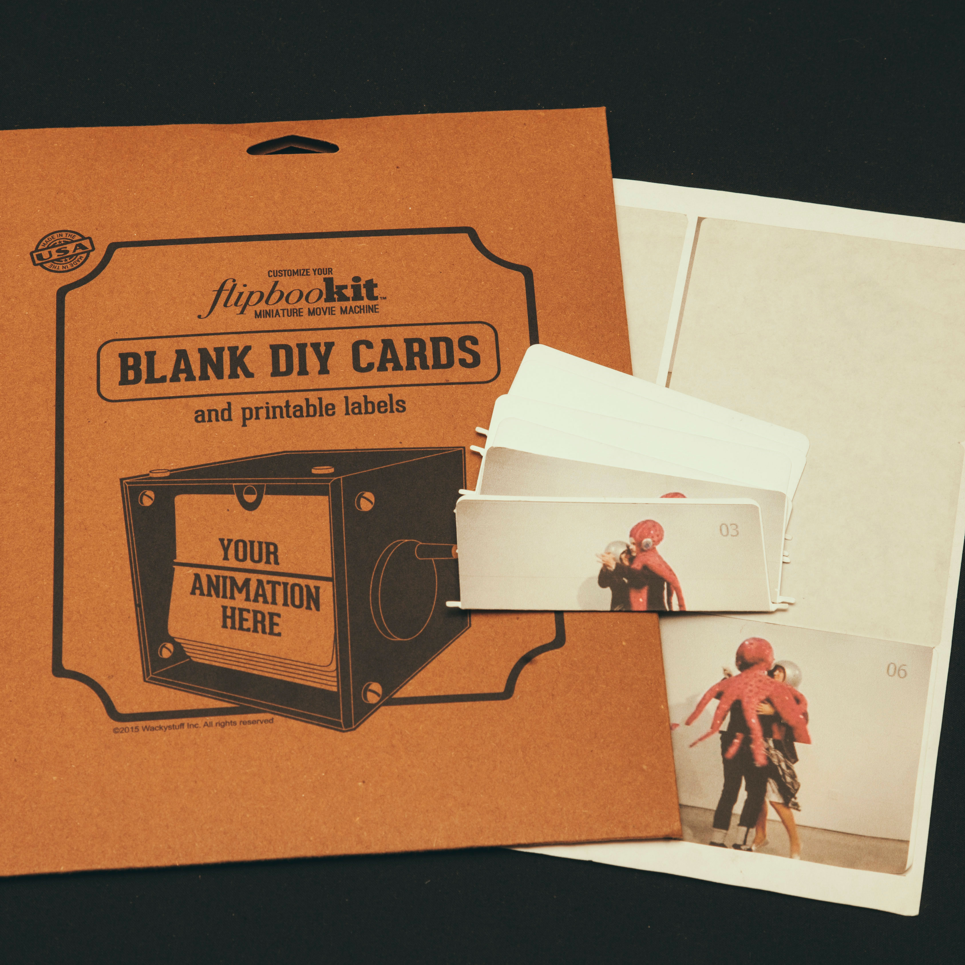 DIY BLANK CARD KIT